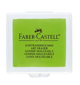 Faber-Castell - Kneadable eraser berry/turquoise/lemon