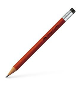 Faber-Castell - Perfect Pencil Fine Writing, spare pencil, reddish brown