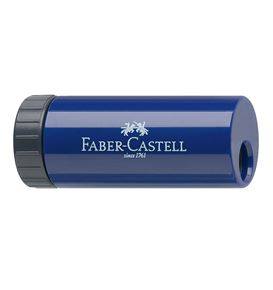 Faber-Castell - Taille-crayon cylindre mûre/bleu