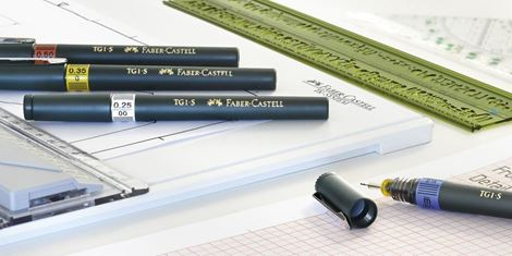 Technical drawing pens